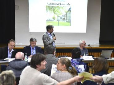Umbau Nickelstraße: Menschen haben Sorgen