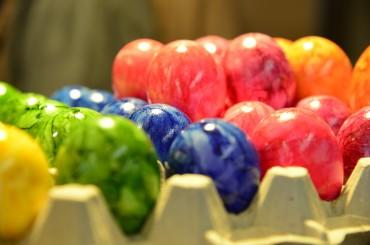 Ostereier: Auf Haltbarkeitsdatum achten