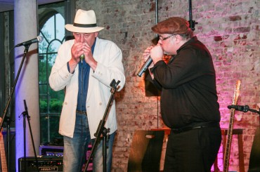 Local Heroes: The blues was alright