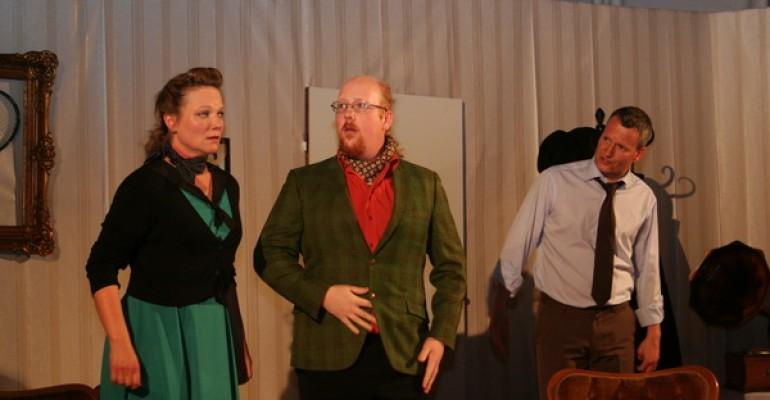 Ehrenamtspreis der Grünen fürs Theater am Fluss