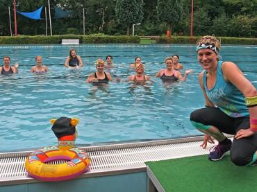 Aqua Zumba: Ein erfrischendes Workout im Elsebad