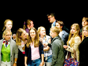 Kerle mieten: TaF gewährt Einblicke in die Welt der Jugendlichen