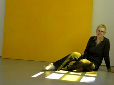 """Kunstverein: Mit Susanne Stähli """"Durch Farben gehen"""""""