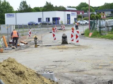 Alfred-Klanke-Straße wird auf Vordermann gebracht