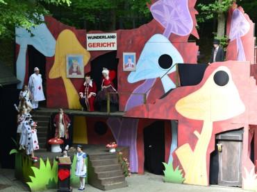Naturbühne Hohensyburg: Noch sechs Aufführungen von Alice im Wunderland