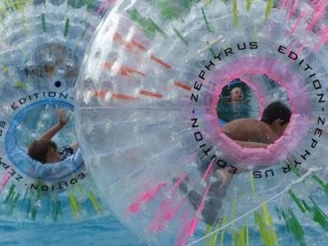 Wenn's um Spaß geht: Sparkasse und Stadtwerke präsentieren heißeste Party des Jahres