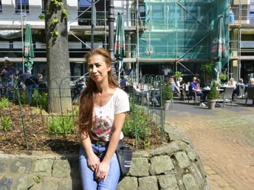 Sivita Boz ist sauer: Ihre Hortensien wurden gestohlen
