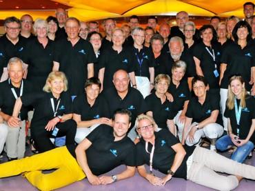 Große Reise auf der AIDA: 40 Tänzer aus Schwerte auf Kreuzfahrt