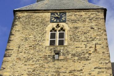 So sieht es aus im Glockenturm von St. Viktor