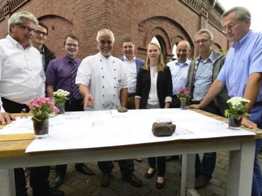 Ab 2015: Neue Küche garantiert wirtschaftliches Fundament der Rohrmeisterei