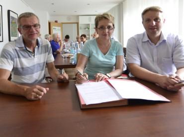 Nachbarschaftstreff in Schwerte-Ost: Kooperationsvertrag sichert Weiterentwicklung