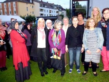 Fastenbrechen in der Moschee: AG Schwerter Frauengruppen war dabei