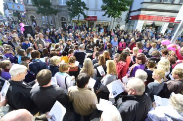 Day of Song am 30. Juni: Schwerte bietet wieder seinen größten Chor auf