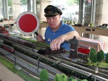 100 Jahre EAW: Züge auf Achse – mitten im Alten Rathaus