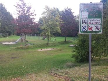 Bodengutachten für Spielplatz Lindenweg: WfS-Antrag wurde zurückgestellt