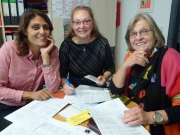 Frauenbündnis wird 25: Jubelfeier am 9. Dezember im Bürgersaal