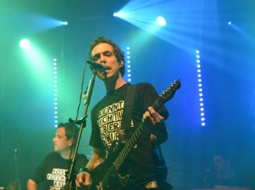 Sieben Gesichter der Angst: Stefan Bauer & Band spielen Releasekonzert in der Rohrmeisterei