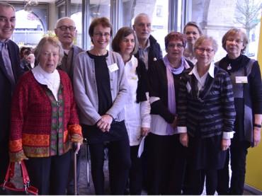 """Amnesty International feiert Geburtstag in Schwerte – Bürgermeister: """"Sie schauen hin, nicht weg"""""""