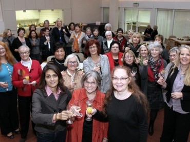 25 Jahre Arbeitsgemeinschaft Schwerter Frauen – Feier am Dienstagabend im Bürgersaal