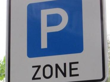 Neue Parkraumbewirtschaftungszone in der Rathausstraße