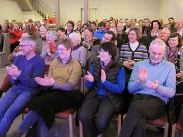 Evangelische Kirchengemeinde Ergst sagte dem Ehrenamt Danke
