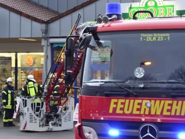 Defekter Backofen sorgte für Einsatz der Feuerwehr