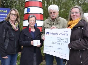 Elsebad unterstützt den Leuchtturm