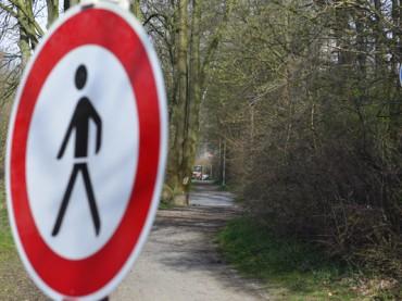 Rad- und Fußweg wird erneuert – Ruhrtalradweg muss offenbar verlegt werden