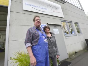 Tag der offenen Tür bei Neubauer & Weide: Spaß, Information, Oldtimer