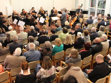 Ruhrstadt Orchester: Stimmungsvolles Konzert auf hohem Niveau