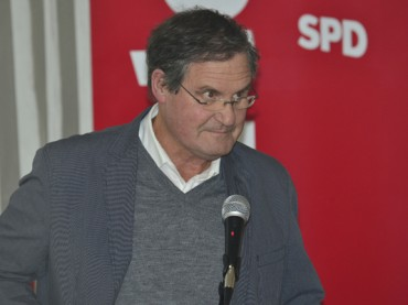 Aufbruchstimmung in der SPD mit Heinz Haggeney an der Spitze