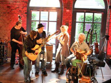 Chris Kramer und die Murat Kayi Band