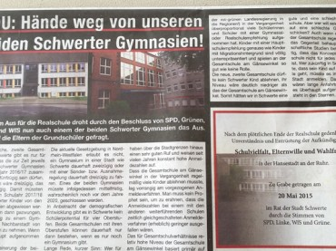 Modifizierte CDU-Anzeige wurde erneut veröffentlicht