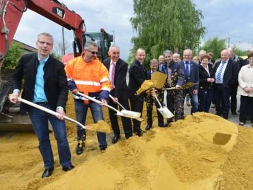 Der Umbau kann beginnen: 3,4 Millionen Euro für neues Bahnhofsumfeld