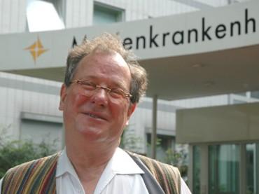 Vertrauensmann zwischen Klinik und Patient: Abschied von Harald Tomio als Patientenfürsprecher