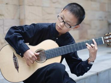 Gitarrensymposion zu Gast in St. Viktor