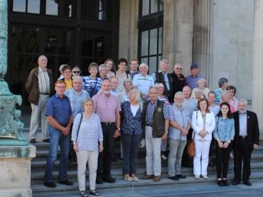 CDU Villigst besucht Villa Hügel