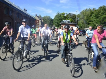 Schwerte wird Mitglied in der AG fußgänger- und fahrradfreundlicher Städte
