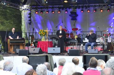 Blues- und Bettag: Chris Kramer gestaltet Gottesdienst mit