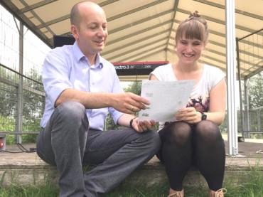 Immer wieder dienstags: RuhrtalSingen mit Astrid Hoffmann