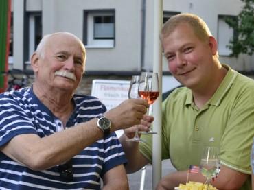 Weinfest in Westhofen – einfach nur gut
