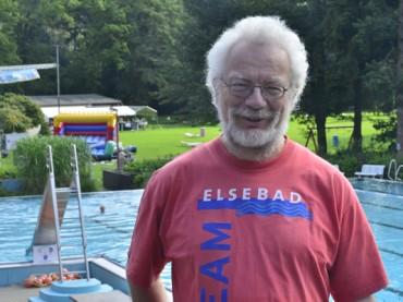 Abbaden im Elsebad: Videogespräch mit dem Chef des Fördervereins
