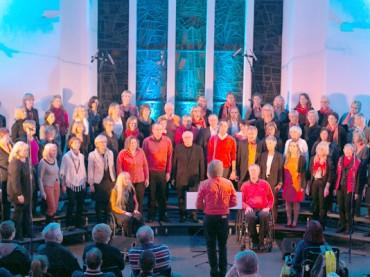 Gospel-Doppel-Konzert in der St. Viktorkirche