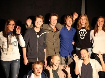 """Theater am Fluss: Junges Ensemble gestaltet """"Andorra"""" in Eigenregie"""