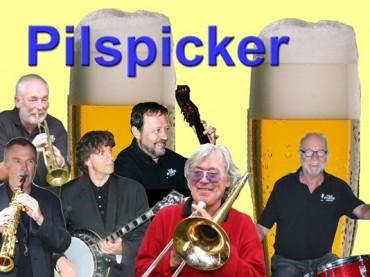 4×2 Eintrittskarten für den Jazz-Frühschoppen mit der Pilspicker-Band