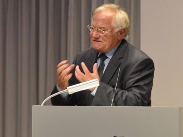 Mann der guten Tat: Für Eberhard Vickermann ist der Aktionskreis Pater Beda eine Herzensangelegenheit