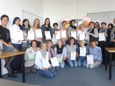 """""""Sprachliche Bildung im Alltag"""":  Familienzentrum Arche Noah zertifiziert"""