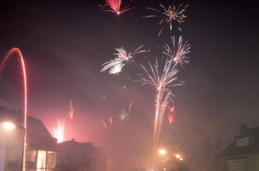 Ein gesundes und glückliches neues Jahr!