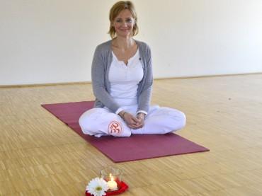 """Christina """"Tinchen"""" Riße: Wie aus einer Handballerin eine Yogalehrerin geworden ist"""