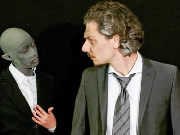Wer sich mit dem Teufel einlässt: TaF startet mit Goethes Faust klassisch ins neue Jahr